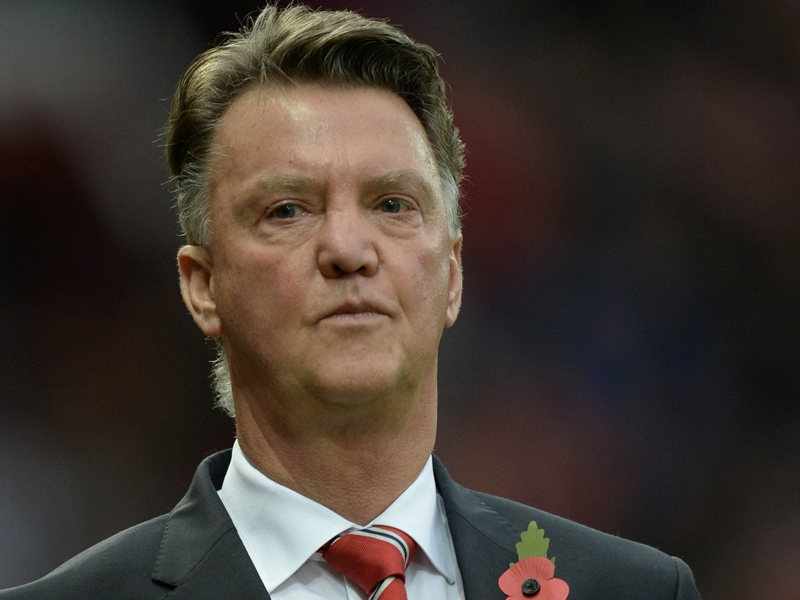 Van Gaal 'not worried' by Manchester United form