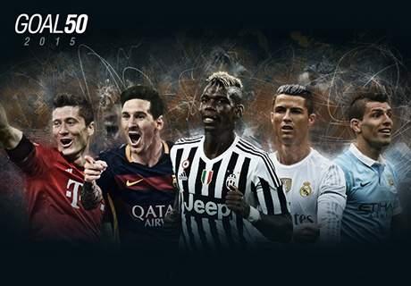 De Goal 50 2015
