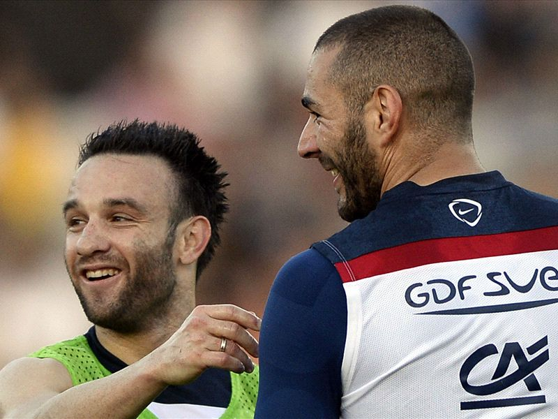 Valbuena breaks silence on Benzema and sex tape blackmail