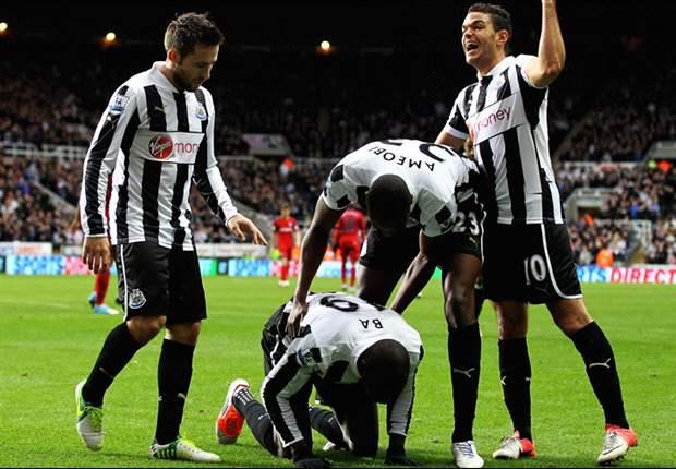 Newcastle 3-0 Wigan: Victoria local después de cuatro derrotas consecutivas