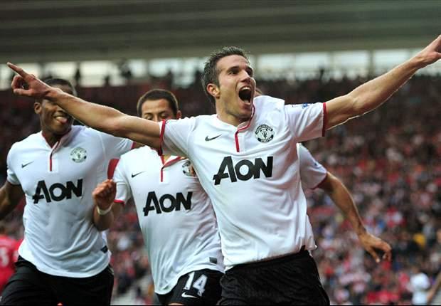 Van Persie vond City/United eenvoudig