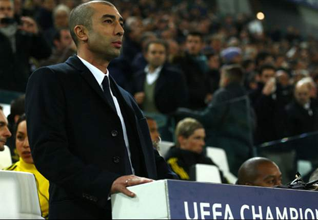 Di Matteo 'honoured' to manage Chelsea after sacking
