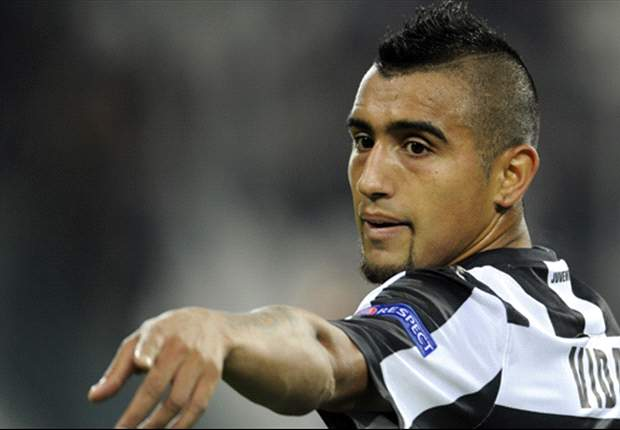 Vidal: Juventus will use their heads and hearts to beat AC Milan