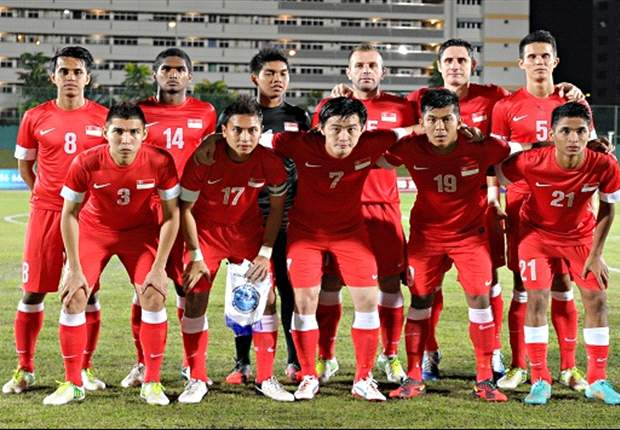 Singapore announce final 22-man squad for AFF Suzuki Cup