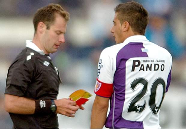 Jonathan Píriz, suspendido 11 partidos por agresión a un árbitro