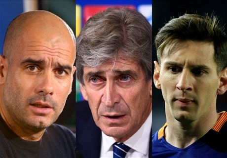 Why Pep can burst Pellegrini's balloon