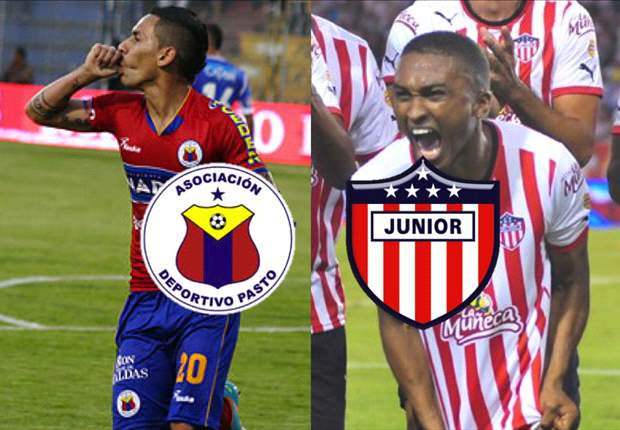EN VIVO: Pasto Vs. Junior
