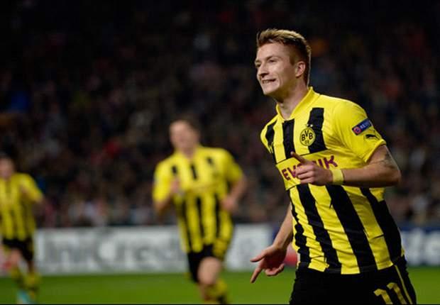 El Borussia Dortmund golea al Ajax y clasifica como primero
