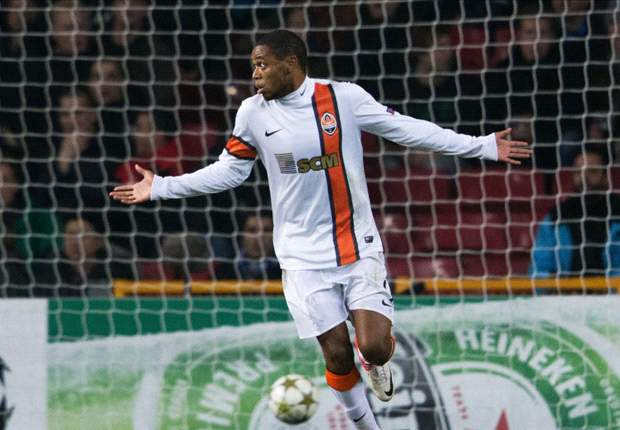 Uefa hands Luiz Adriano one-game ban