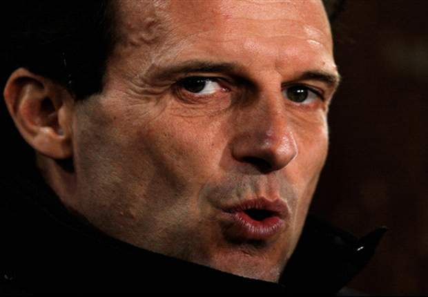 AC Milan deserved more, insists Allegri