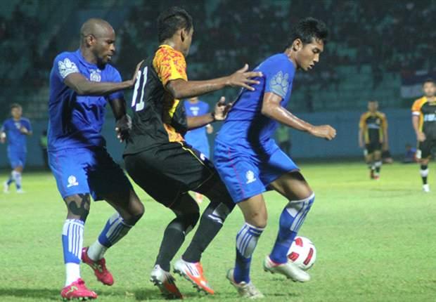 Penalti Alberto Goncalves Sukses Kalahkan Sriwijaya