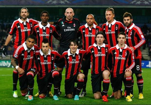 Tak Ada Kamp Dubai Untuk AC Milan