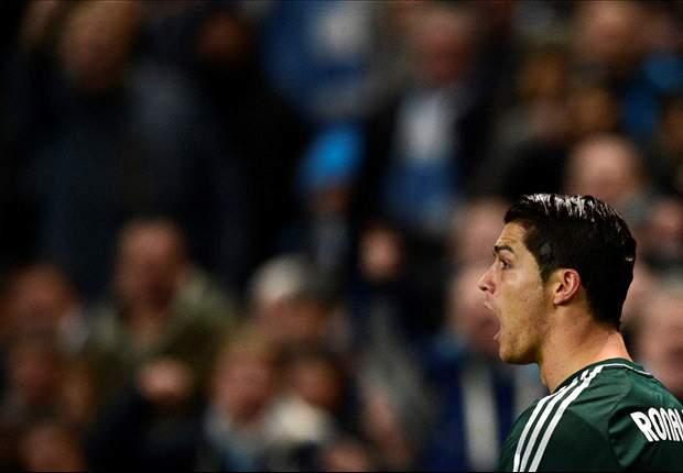 """Cristiano Ronaldo: """"No hablo del árbitro, pero pudo hacerlo mejor"""""""