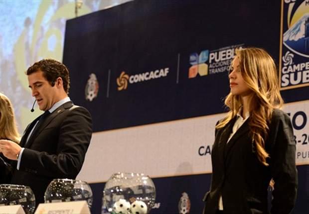 Definido el Premundial Sub 20 de CONCACAF, con sede en Puebla
