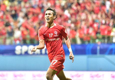 Report: LionsXII 2-0 Pahang