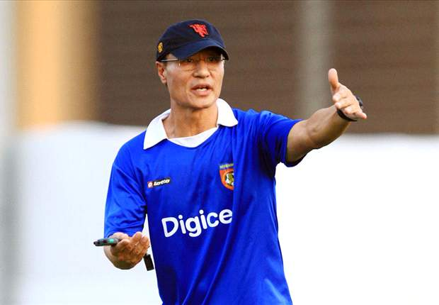 Coach Park Sung-Hwa picks a changed Myanmar squad ahead of friendly