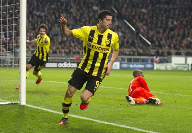No offers for Lewandowski, claim Dortmund