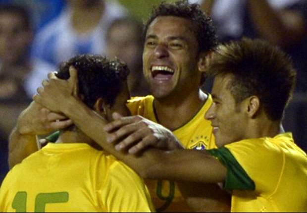 Los penales le dieron el Superclásico a Brasil