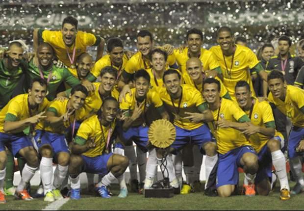 Argentina 2(3) x 1(4) Brasil: Seleção supera hermanos nos pênaltis