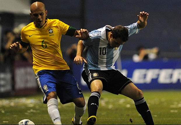 Argentina-Brasile 2-1 (3-4 d.c.r.): La Seleçao si impone ai rigori, è suo il Superclasico delle Americhe