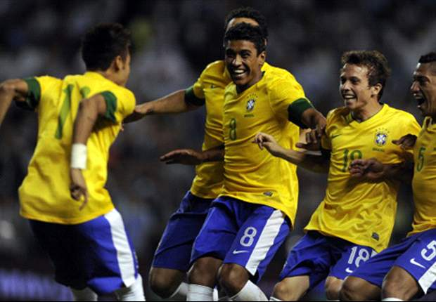 Brazilië wint 'Superclasico' na penalty's
