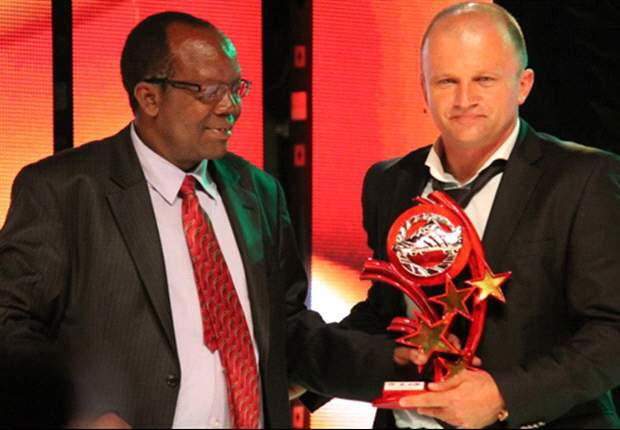 Gor Mahia finally renew coach Logarusic contract until the end of 2013 campaign
