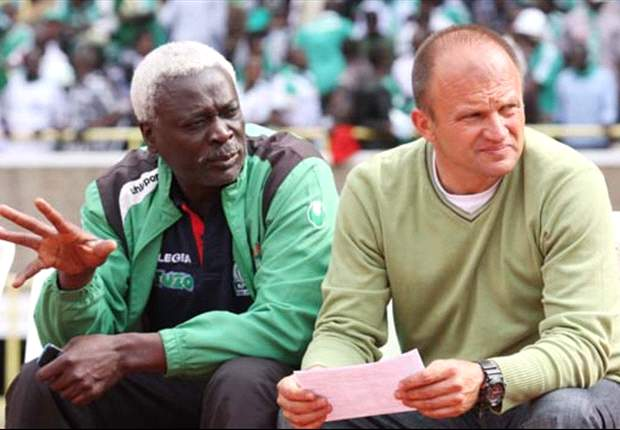 Gor Mahia coach Zdravko Logarusic: I am ready to give Crispin Olando a chance