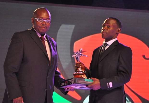 Former Harambee Stars striker John Barasa scoops Sofapaka's top Award