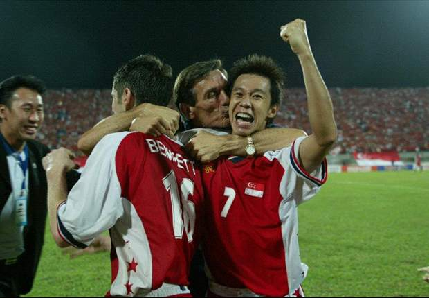 Football Association of Singapore: Focused only on AFF Suzuki Cup