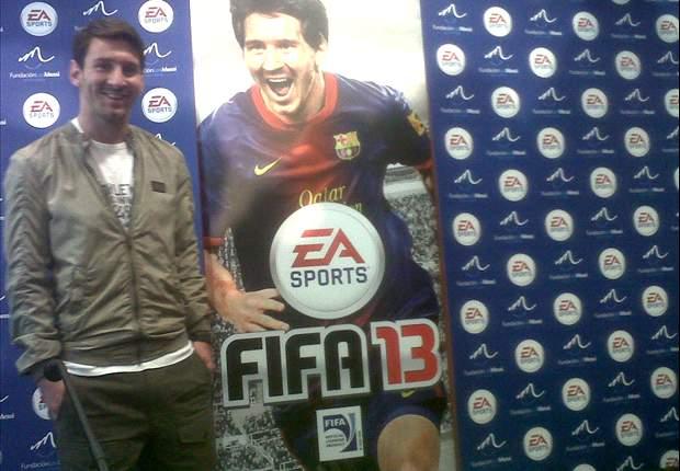 """Leo Messi: """"No me preocupa mi renovación"""""""