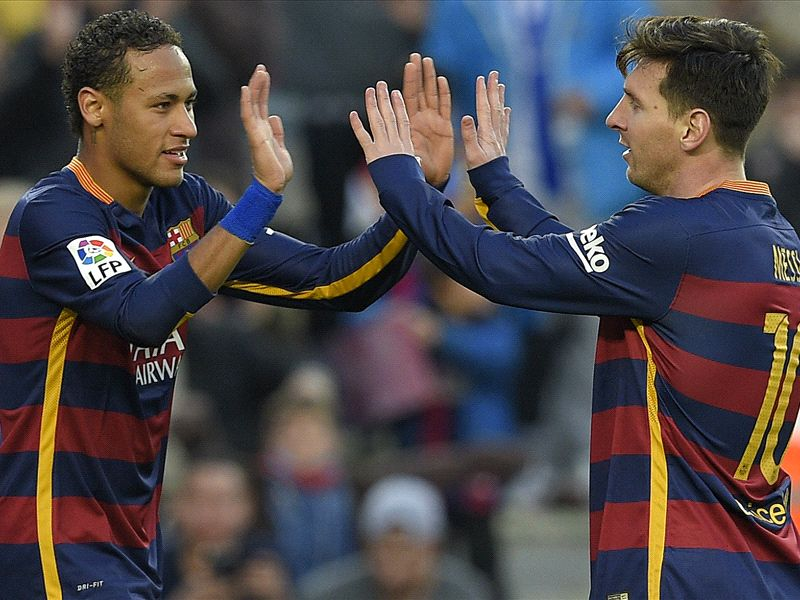Messi's injury makes Neymar deserved Ballon d'Or winner, says Puskas Award nominee Lira