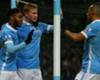 Manchester City 3-1 Southampton: Citizens rebound