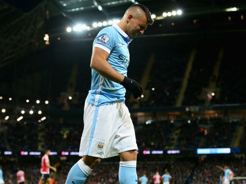 Manchester City, Aguero rassure ses fans