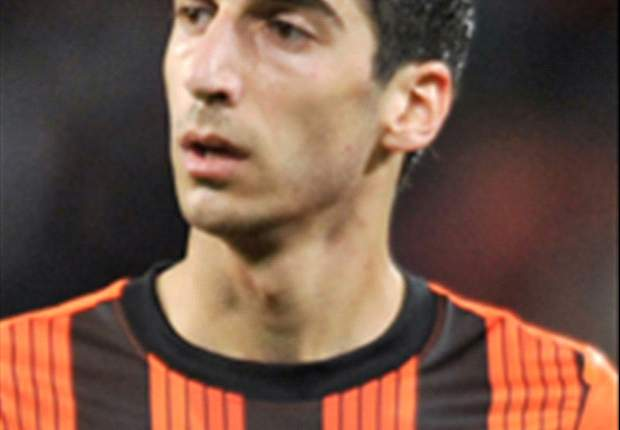 Mkhitaryan will do 'everything possible' to leave Shakhtar