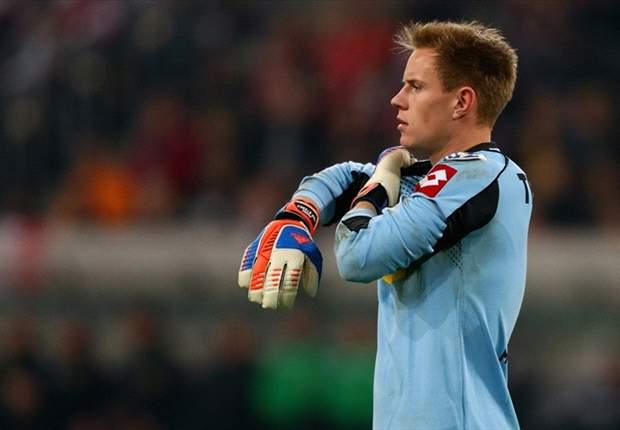 Mit Marc-Andre ter Stegen steht bei der Borussia erneut ein Leistungsträger vor dem Abgang