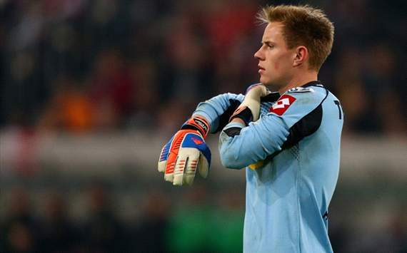 Ter Stegen tells Barca: It's decision time