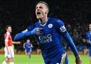 Betting: Vardy 2/1 to be crowned Premier League top goalscorer