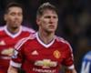 Schweinsteiger out of Europa squad
