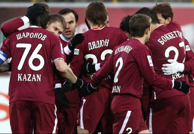 Rubin Kazan 3-0 Inter: Karadeniz & Rondon condemn Nerazzurri to runners-up spot