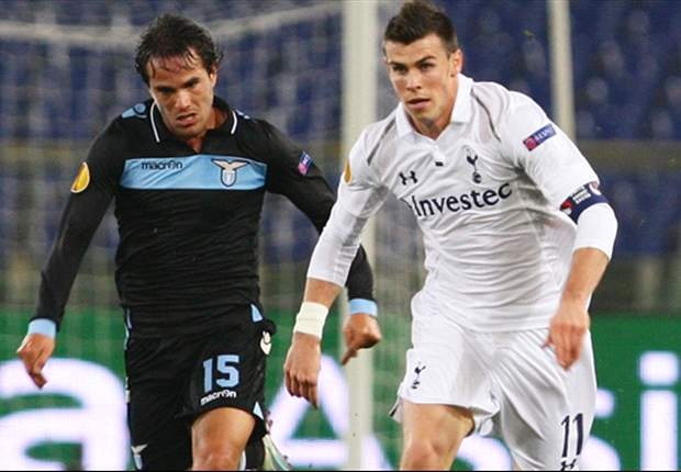 Bale 'honoured' to captain Tottenham against Lazio