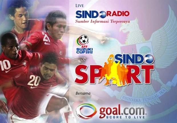 AFF Suzuki Cup 2012, GOAL.com Akan On-Air Di 104.6 FM Sindo Radio Jakarta