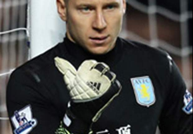 Guzan backs 'quality' Aston Villa new boys