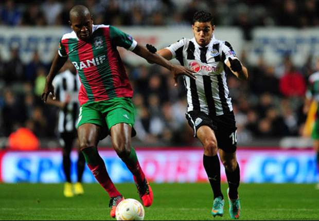 "Newcastle will miss ""best player"" Ben Arfa - Santon"