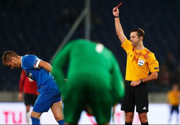 """Bengtsson: """"Ik kon de bal niet zien"""""""