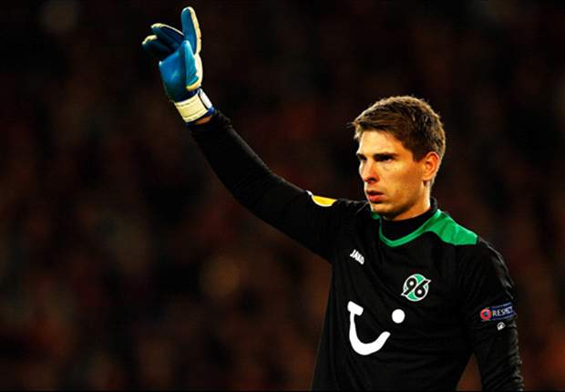 Hannover confident of holding onto Liverpool target Zieler