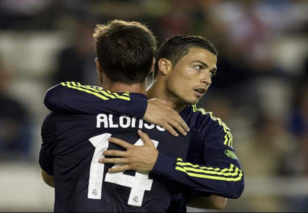 Xabi Alonso: Ronaldo the most ambitious player I have ever met
