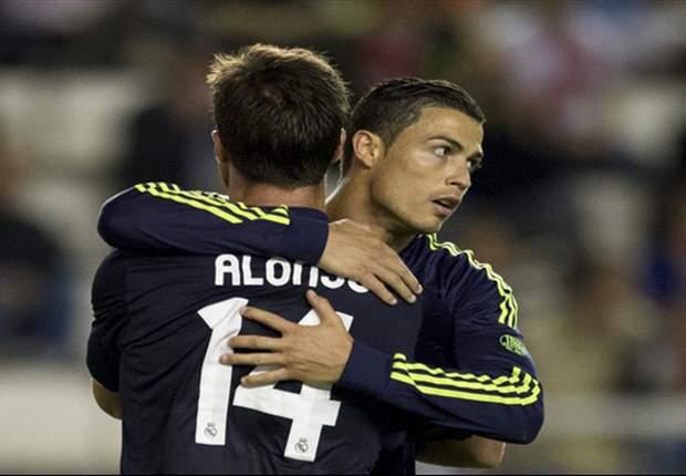 """Xabi Alonso: """"Fast kein Kontakt zu Ronaldo abseits des Spielfeldes"""""""