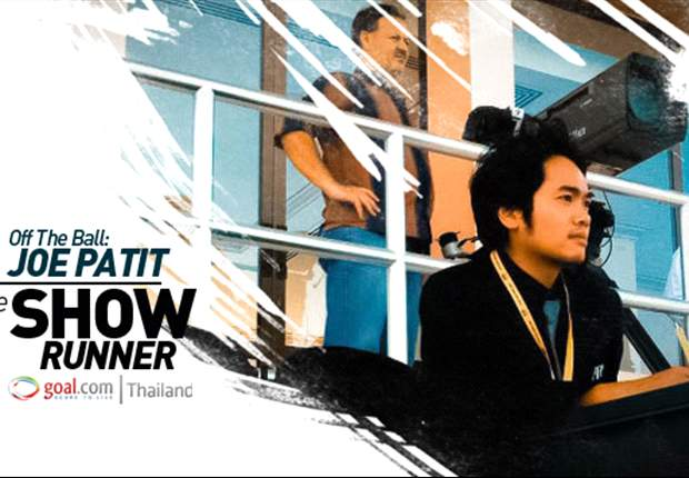 "Off The Ball: โจ พาทิศ ""the Showrunner"""
