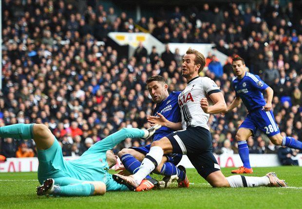 ไฮไลท์  Tottenham Hotspur 0 - 0 Chelsea
