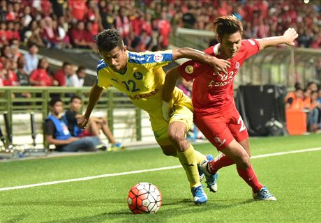Round Report: Malaysia Cup QF second leg